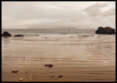 Strand i Chile