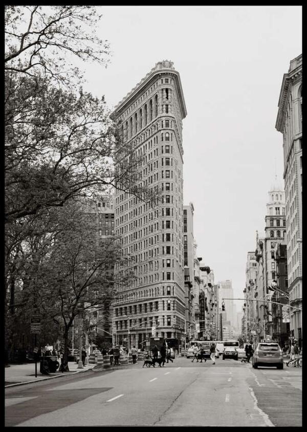 Flatiron Building o new york