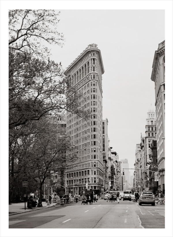 Flat Iron New York - Flatiron Building