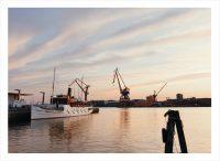 Hamnen i Göteborg - Hav