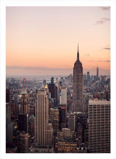 new york city ovanifrån - Flatiron Building